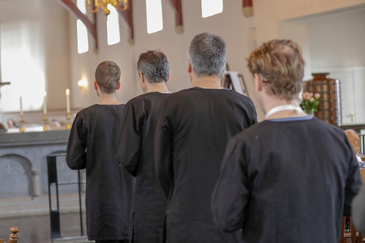 Franck Ploum en Capella Vacalis   van Tijd & Eeuwigheid, meditatie en muziek